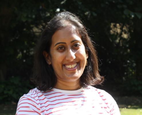 Sumita Mukherjee